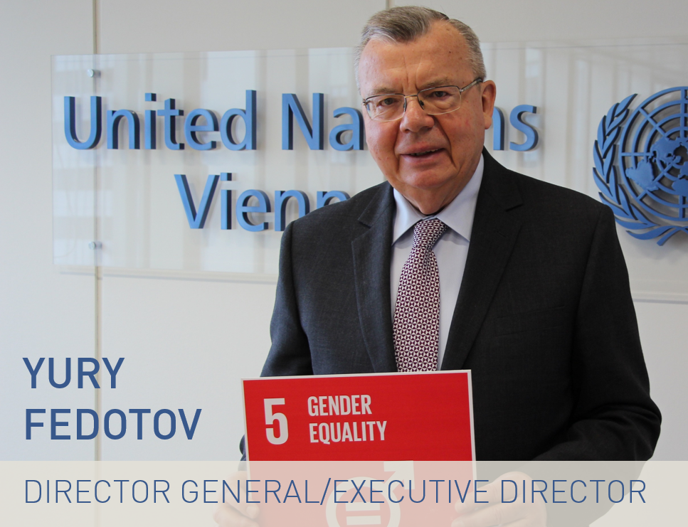 Yury Fedotov, Director General/Executive Director