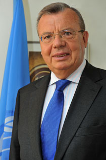 UNODC Executive Director Yury Fedotov
