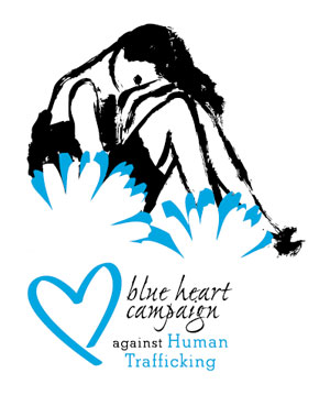 Photo: Image from Blue Heart Campaign Lebanon brochure