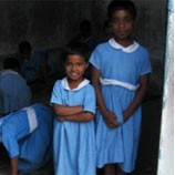 Photo: UNODC India: School girls