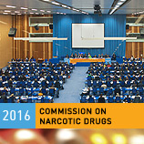 59th CND Session closes with eye on April's UNGASS 2016