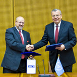 UNODC/OSCE agree new Joint Action Plan