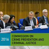New practical assistance tool to prevent trafficking in property launched by UNODC at a side event on the margins of the 25th Session of the Crime Commission. Photo: UNODC