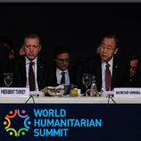At World Humanitarian Summit, UNODC shines spotlight on trafficking in persons in humanitarian situations. Photo: WHS
