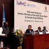 "Indian Ocean: ""Colombo Declaration"" adopted to coordinate anti-drugs efforts. Photo: UNODC"