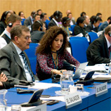 As crime conference ends, UNODC receives boost to vital work of protecting sustainable development. Photo: UNODC
