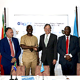 South Africa joins UNODC global initiative on human trafficking and migrant smuggling. Photo: UNODC