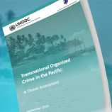 UNODC Report: Transnational organized crime is undermining security and governance in the Pacific. Image: UNODC