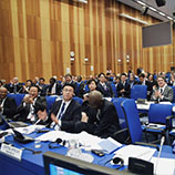 Chief Justices and senior judges launch UNODC's Global Judicial Integrity Network. Photo: UNODC