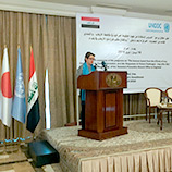 UNODC launches new counter-terrorism programme in Iraq. Image: UNODC