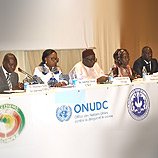 First West African university course on addiction launched with UNODC support. Photo UNODC