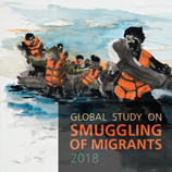 At least 2.5 million migrants were smuggled in 2016, first UN global study shows. Photo: UNODC