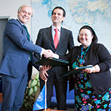 Italy, UNODC strengthen cooperation in support of prison reform in Lebanon. Photo: UNODC