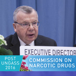 CND offers 'opportunity to chart a better and balanced path' forward says UNODC Executive Director