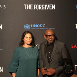 UNODC co-hosts world premiere of 'The Forgiven', spotlights need for reformation and social rehabilitation of prisoners. Photo: UNODC