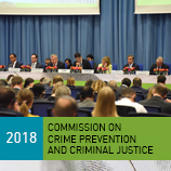 27th Crime Commission highlights joint action to address changing crime dynamics, cybercrime. Photo: UNODC