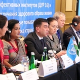 UNODC supports development of national indicators for Sustainable Development Goals 3 and 16 in Central Asia (Photo: UNODC/Yuriy Korsuntsev)