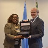 UNODC donates latest on-site drug testing technology to Jamaica to help combat the global threat of synthetic drugs