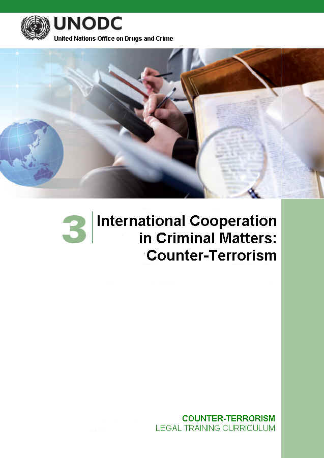 Counter Terrorism Dissertation